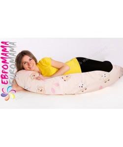 """Подушка для беременных и кормящих """"Соня""""-Подушка для беременных и кормящих мам"""