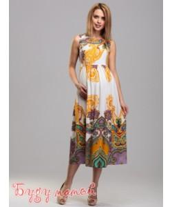 Платье для беременных летнее-одежда для будущих и кормящих мам