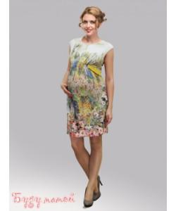 Платье для беременных на лето-одежда для будущих и кормящих мам