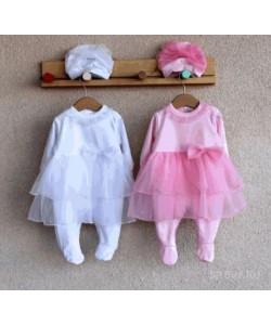 """Комплект на выписку """"Милледи"""" -детская одежда"""