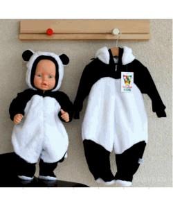 """Комбинезон """"Панда""""-  детские комбинезоны"""