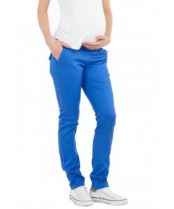 Брюки женские синие-Брюки для беременных