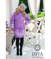 Слингокуртка зимняя Diva Outerwear Lavanda