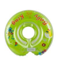 Круг на шею для купания малышей Baby-Krug, зеленый