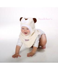 """Шлем """"Умка"""" молочный - детская одежда"""