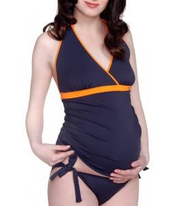 Купальник для беременных -белье для беременных