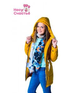"""Куртка 3 в 1 """"Парка"""" для беременных и слингоношения - одежда для беременных"""