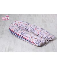 """Подушка - U """"Алиса"""" для беременных и кормящих мам"""