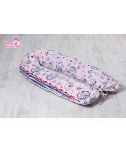 """Подушка - U """"Алиса"""" - подушка для беременных и кормящих мам"""
