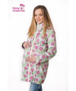 """Куртка деми. 3 в 1 """"Селяви"""" фруктовый пломбир - одежда для беременных"""