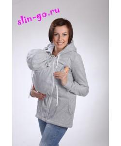Слингокофта серая - женская одежда
