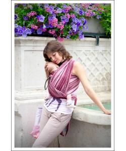 Слинг-шарф Ellevill Zara Tricolor Sugar-слинг шарфы
