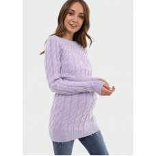 """Джемпер """"Альдо"""" для беременных и кормящих; цвет: лиловый"""