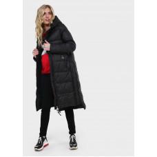"""Куртка зимн. 2в1 """"Монреаль"""" для беременных; цвет: черный"""