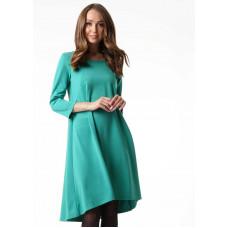 """Платье """"Иванна"""" для беременных и кормящих; цвет: зеленый"""