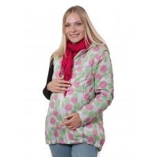 """Куртка-жилет """"Алиса"""" фруктовый пломбир для беременных"""