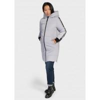 """Куртка зимн. 2в1 """"Копенгаген"""" для беременных; серый"""