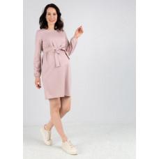 """Платье """"Элис"""" для беременных; пудровый"""