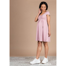 """Платье """"Вербена"""" для беременных; пудровый"""