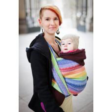 Слинг-шарф Ellevill Gaia Rainbow (хлопок)