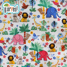 Впитывающая пеленка GlorYes, Африка 80х68 см