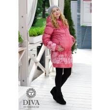 Слингокуртка зимняя Diva Outerwear Corallo