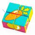 Кубики «Собери картинку Ягоды»