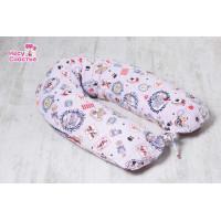"""Подушка """"Алиса"""" для беременных и кормящих мам"""