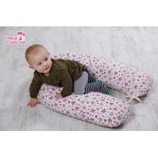 """Подушка """"Совята"""" для беременных и кормящих мам"""